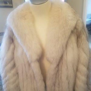 Vintage Saga Fox Fur L